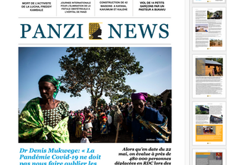 Panzi News - Mai 2020 - Mensuel de la Fondation Panzi