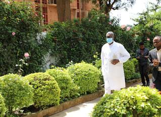 Le Docteur Mukwege démissionne de la Commission Multi-sectorielle et de la Commission Santé mises en