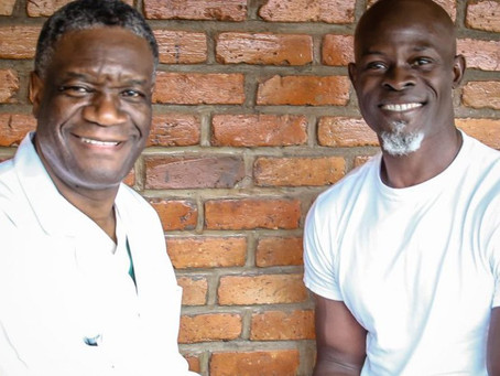 L'acteur hollywoodien Djimon Hounsou incarnera le Docteur Denis Mukwege au cinéma