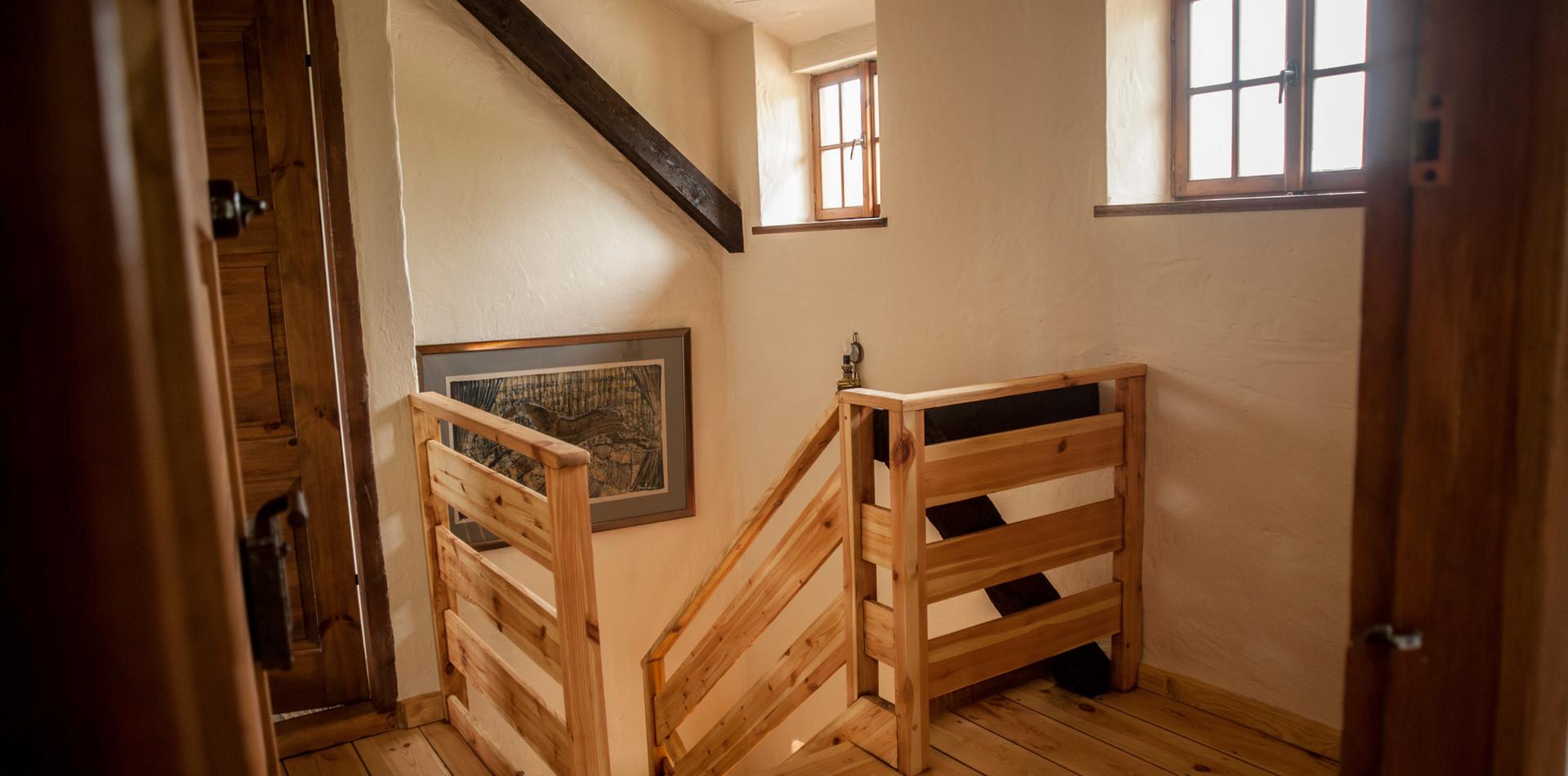 korytarz w Stodole