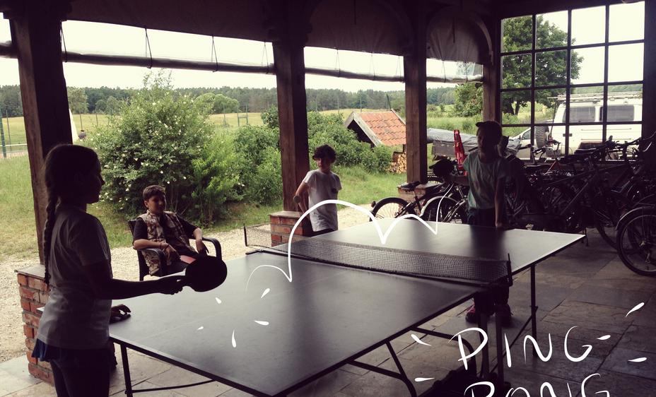 tenis... tym razem stołowy