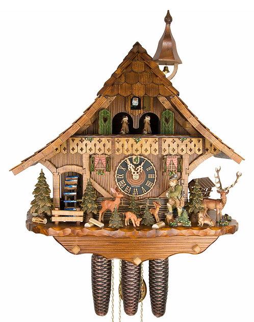 Cuckoo clock 86523T