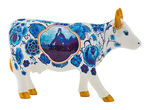 CowParade - 47455 Cow Bone China