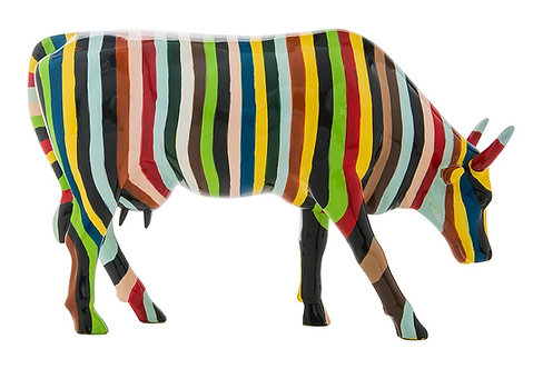 CowParade - 20112 Striped