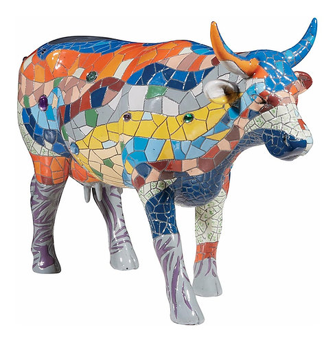 CowParade - 46783 Barcelona Cow