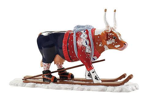 CowParade - 47844 Ski Cow aka Loypelin Lauslam