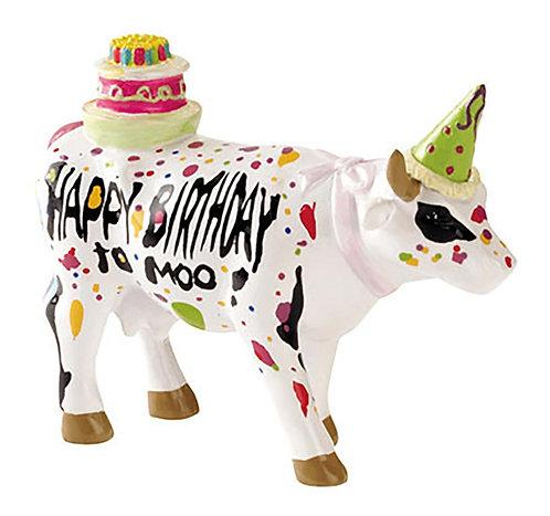 CowParade - 46574 Happy Birthday to Moo