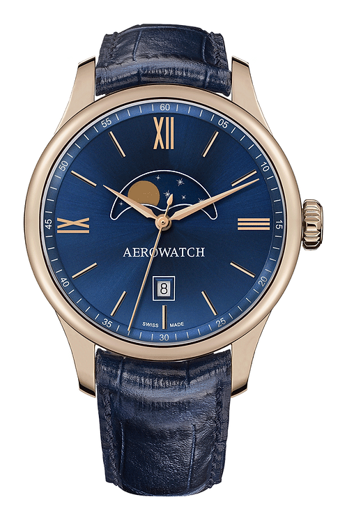Aerowatch - Moon Phase Quartz