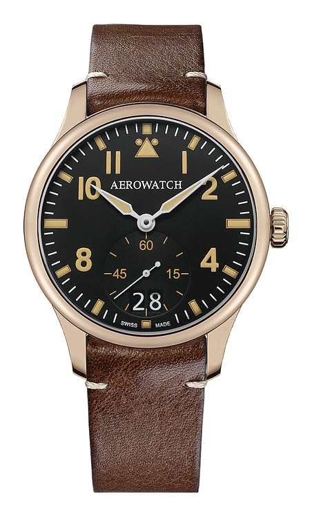 Aerowatch - Aviateur Quartz