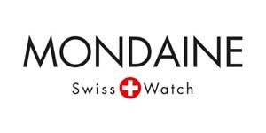 Mondaine watch Logo