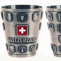 souvenir shot glasses