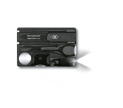 SwissCard Lite Black