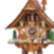 Cuckoo clock product section