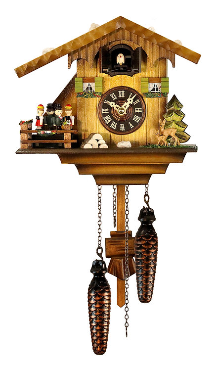 Cuckoo clock 671QMT