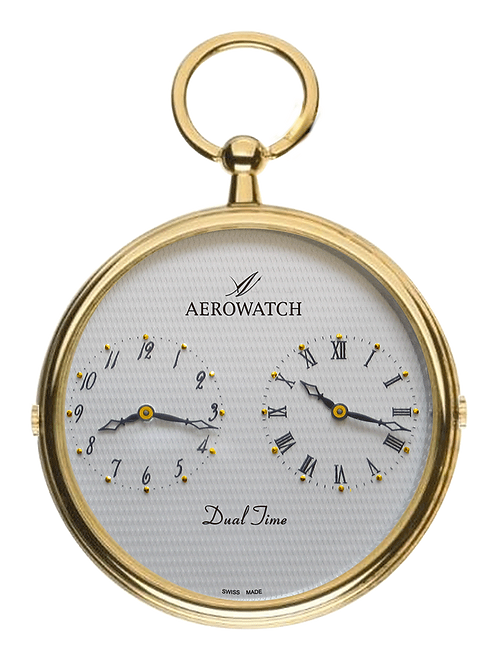 Aerowatch - Quartz Dual-Time