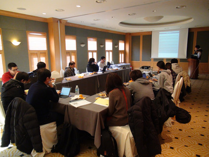 2013 Winter workshop in 담양