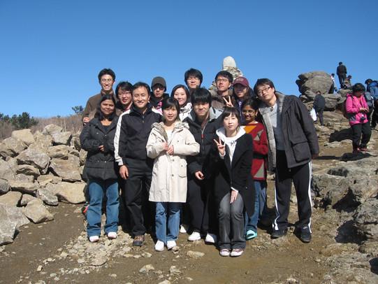 2010 Winter workshop in 담양