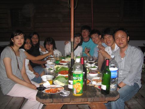 2007 Summer workshop in 증도