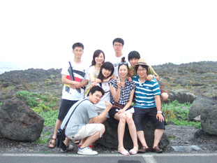 2008 Summer workshop in Jeju