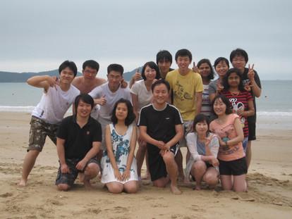 2010 Summer workshop in 완도