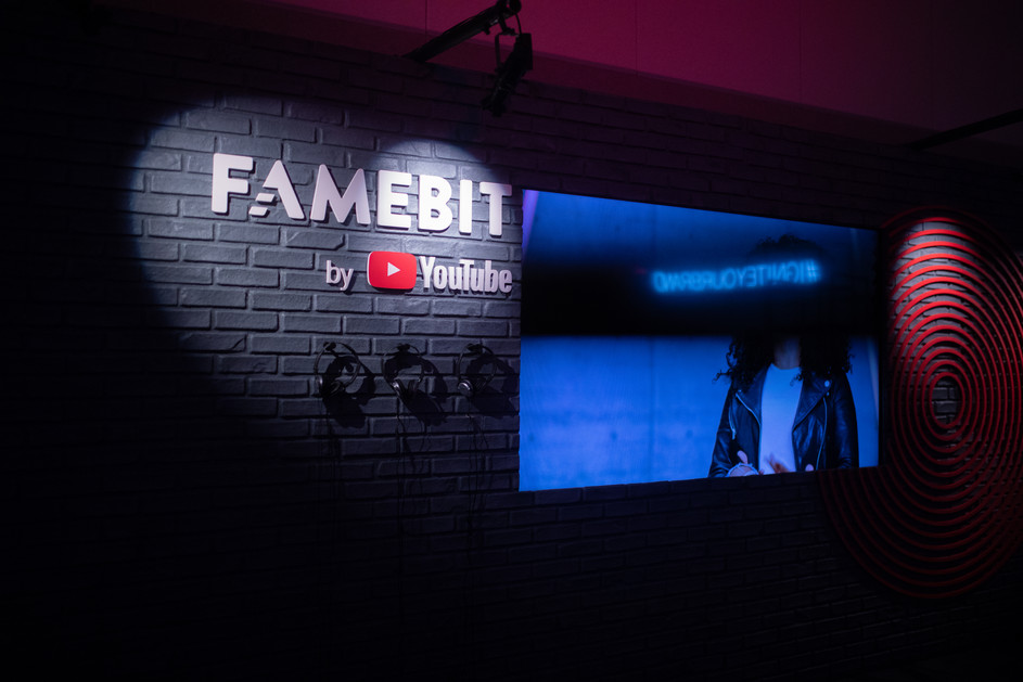 FameBit by YouTube at VidCon