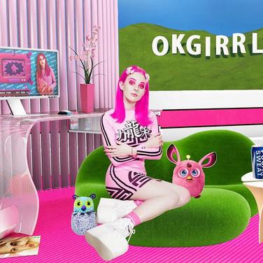 OKgrl for Creators Project