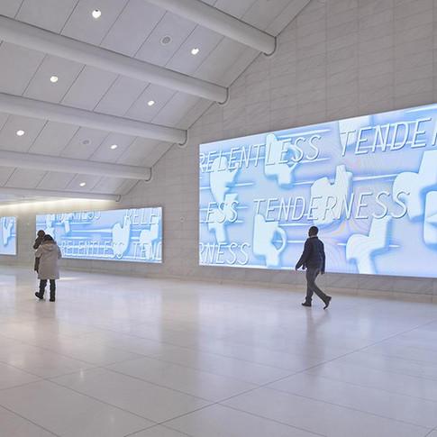 "Public Art Fund ""Commercial Break"" for Creators Project"