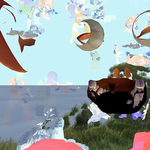 Artists' VR at New Museum for Creators Project