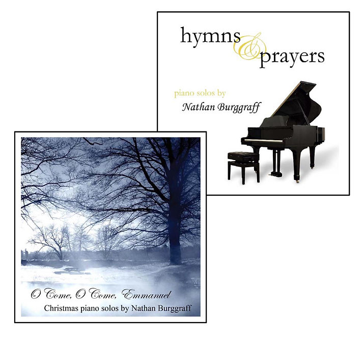 2 CD Value Deal: Hymns & Prayers + O Come, O Come Emmanuel