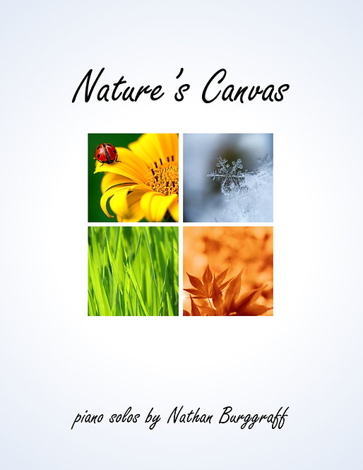 Nature's Canvas eBook