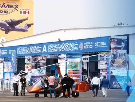 Demostrarán dron para pasajeros en FAMEX