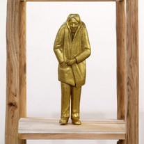 statue of asculptor