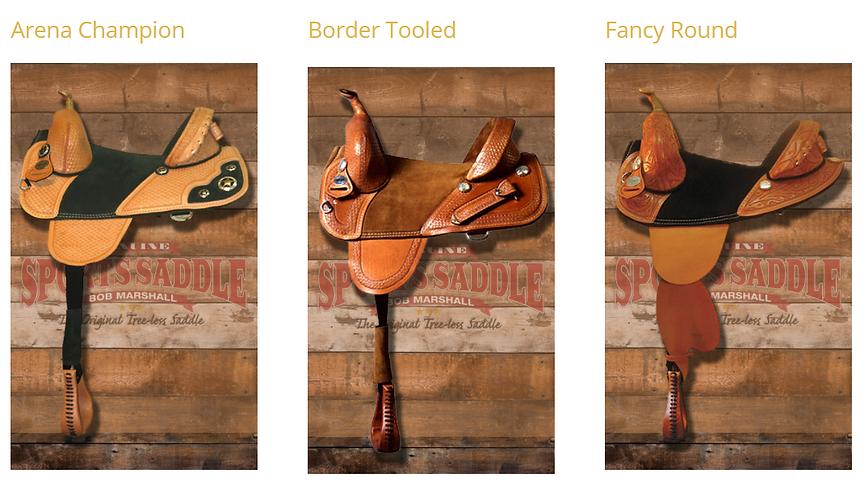 Bob Marshall Barrel Racer Saddles for Sale