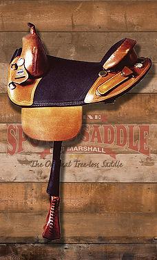 Delux Endyrance Bob Marshall Saddle for sale