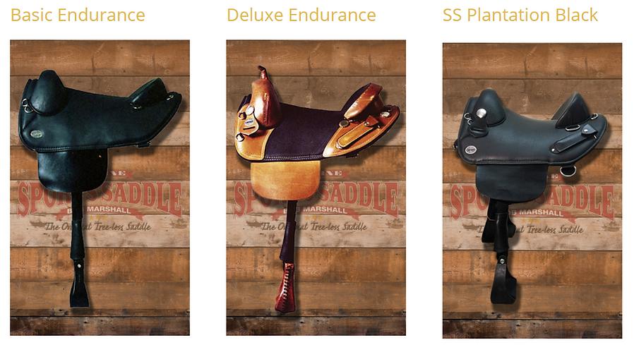 Bob Marshall Endurance Saddles