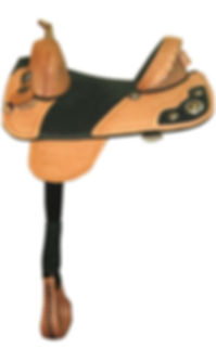 Bob Marshall Saddles | Skito Equalizer Saddle Pads | Dixie Midnight Saddle Pads