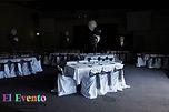 sydney black and white table setup