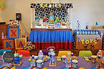 sydney toy story dessert table candy bar