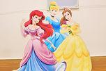 Cut-outs disney princess
