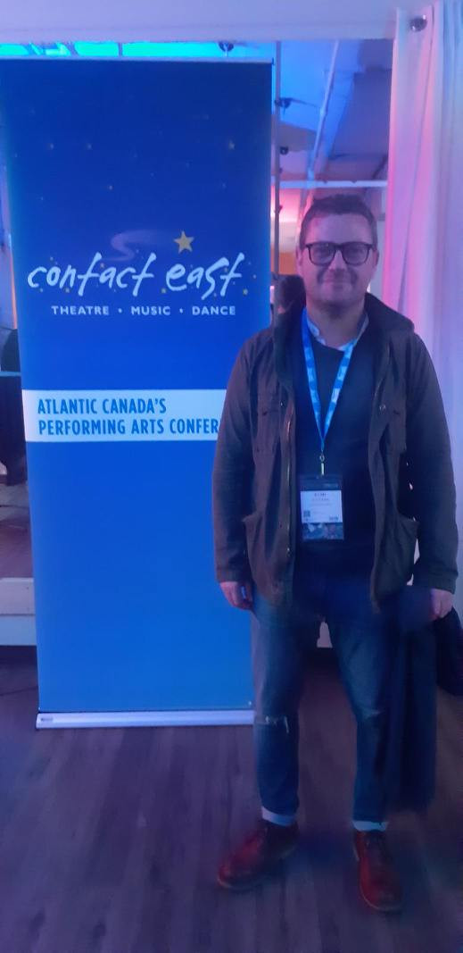Eoin at Contact East 2018