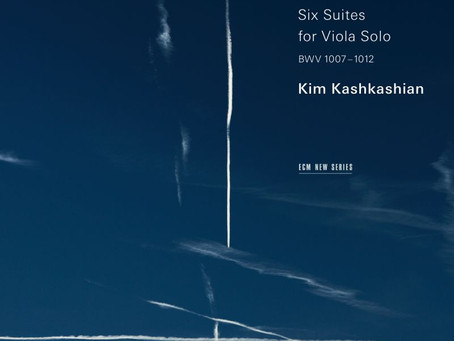 Kim Kashkashian presents the Bach suites