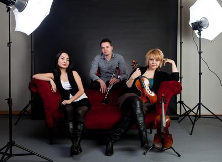 Zodiac Trio in NYC