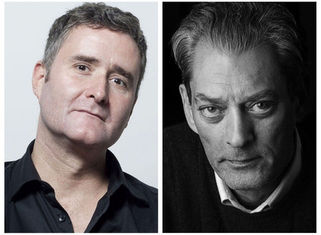 Our new composer Simon Bertrand joins forces with renowned American poet Paul Auster