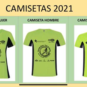 Camiseta Cross 2021