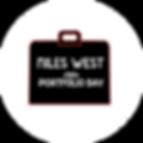 Niles West Mini Portfolio Day Logo circl