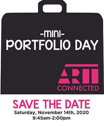 Mini Portfolio Day Logo Art connected.jp