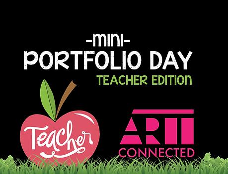 Spring Mini Portfolio Day Teacher Editio