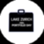 Lake Zurich Mini Portfolio Day Logo circ