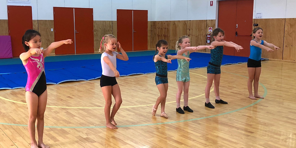 Term 3 Junior Dance Class