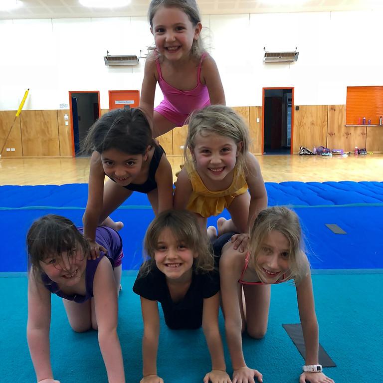 Term 2 Junior Recreational Class (5-9yrs)